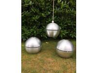 Retro Aluminium Lampshades