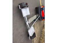 Heavy Duty Professional Car Recovery Braked Ex RAC Towing Dolly
