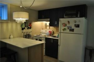 Trendy Queen St. West 1 bedroom basement apartment