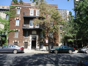 4 1/2, 2 MONTHS FREE,downtown,FURNISHED APARTMENT, McGill