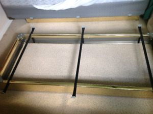 Brass TWIN bed frame