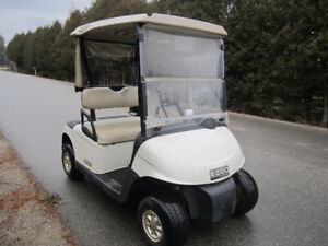 "2010 EZ-GO RXV ""GAS""GOLF CART *FINANCING AVAIL. O.A.C."