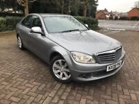Mercedes-Benz C Class 2.1 C220 CDI SE Automatic 4dr 2008 in Graphite Grey