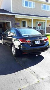 2014 HONDA CIVIC LX, AUTOMATIC, LIKE NEW