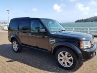 2010 Land Rover Discovery 4 3.0 SD Special edition. FSH, Full Leather, 12 Mth MOT New Cam and Turbos