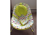 Mothercare baby chair