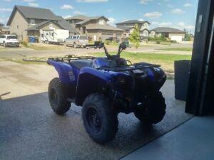 2014 Yamaha Grizzly 550 with EPS