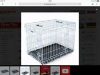 Strong Dog Crate Savic residence 91 cm