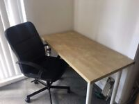 Desk and Chair 30£