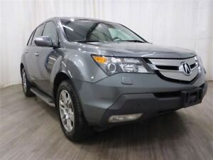 2009 Acura MDX Sunroof Leather Memory Driver's Seat