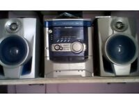 2x stereo systems for sale
