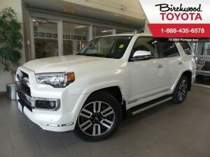 2015 Toyota 4Runner SR5 LIMITED w/Leather & Navigation