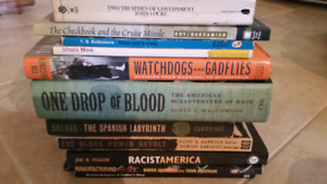 Books. Social Justice, Political themed