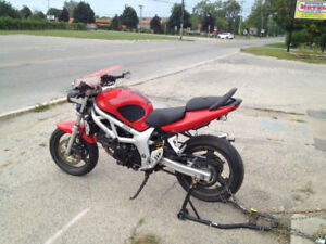 Motorcycle for good price