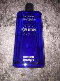DAVIDOFF COOL WATER OCEAN EXTREME AFTERSHAVE