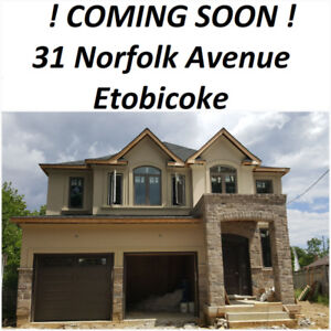 ! COMING SOON - BEAUTIFUL CUSTOM HOME WITH SEPARATE ENTRANCE !