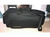 Bagpipe case (black) (brand new)