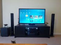 "32"" Samsung LED full HD freeview built in"