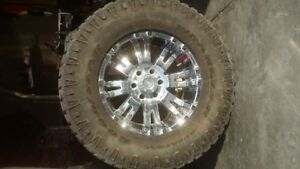 "☆☆35"" goodyear duratracs/procomp wheel package  for ford f150"