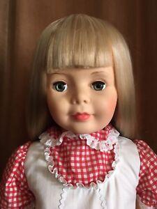 HUGE Patti Playpal Doll