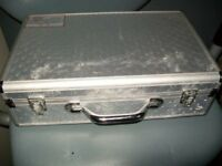 Silver-Metal-Professional-Case-Work-Bag