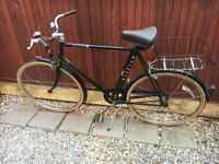 MENS RALEIGH Chilterm bicycle