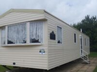 PRIMROSE VALLEY HAVEN DELUXE 2014 model static caravan school holiday dates available