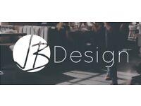 JB Design - Graphic Design | Logo Design | Facebook Adverts | Flyers | Business Cards