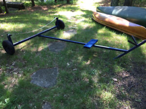 Sailboat Launching Dolly/Trailer