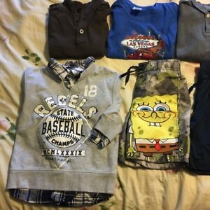 Boy's clothes - sizes 4-5 - $30 for all 11 items