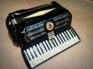 Titano Dandy Accordion - Made in Italy - $375
