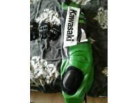 Kawasaki Leathers AS New