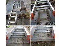 Ladders double 13s & trippple 9s