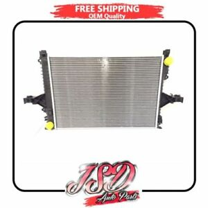 NEW RADIATOR FOR 99-09 VOLVO S60 V70 XC70 DIRECT MANUAL ONLY