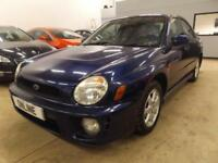 SUBARU IMPREZA GX AWD, Blue, Manual, Petrol, 2003
