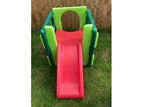 Little Tikes slide play set