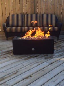 Custom Patio Tables / Fire Tables - Made in Western Canada