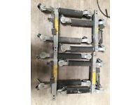 Hydraulic Vehicle Positioning Jack (set of 4)