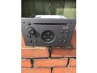 Vauxhall CD player