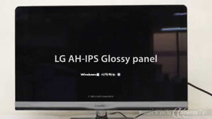 27''  2560 x 1440  IPS monitor by CrossOver - Cosmetic problems