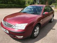 FORD MONDEO DIESEL TDCI•LOW MILES 90K•12 MONTHS MOT•CHEAP CAR NOT VECTRA PEUGEOT AUDI