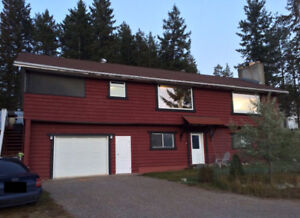 For Sale - 4 Bedroom, 3 Bathroom House on ½ Acre in Golden BC