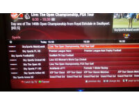 ZGEMMA CABLE TV BOX