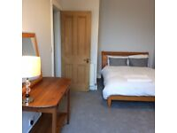 Large, recently refurbished, traditional one bedroom flat.