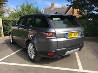 Land Rover Range Rover Sport SDV6 HSE (grey) 2015-09-09
