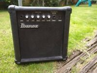 Ibanez GTA10 - guitar amp 10 watt