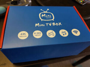 T95N Android TV Boxes Brand New Fully Programmed Kodi 17.3 2GB