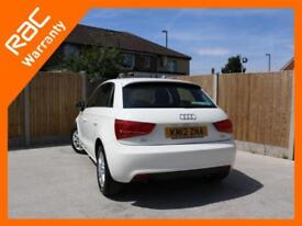 2012 Audi A1 1.2 TFSI SE 5 Door 5 Speed Bluetooth Air Con Just 2 Lady Owners Onl