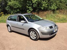 RENAULT MEGANE 1.6 SPORT ESTATE. 5 DOOR
