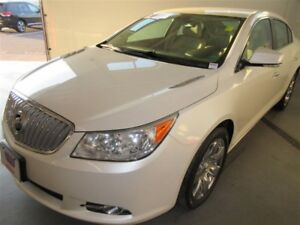 2011 Buick LaCrosse CXL! HEATED! LEATHER! ALLOY! SAVE!